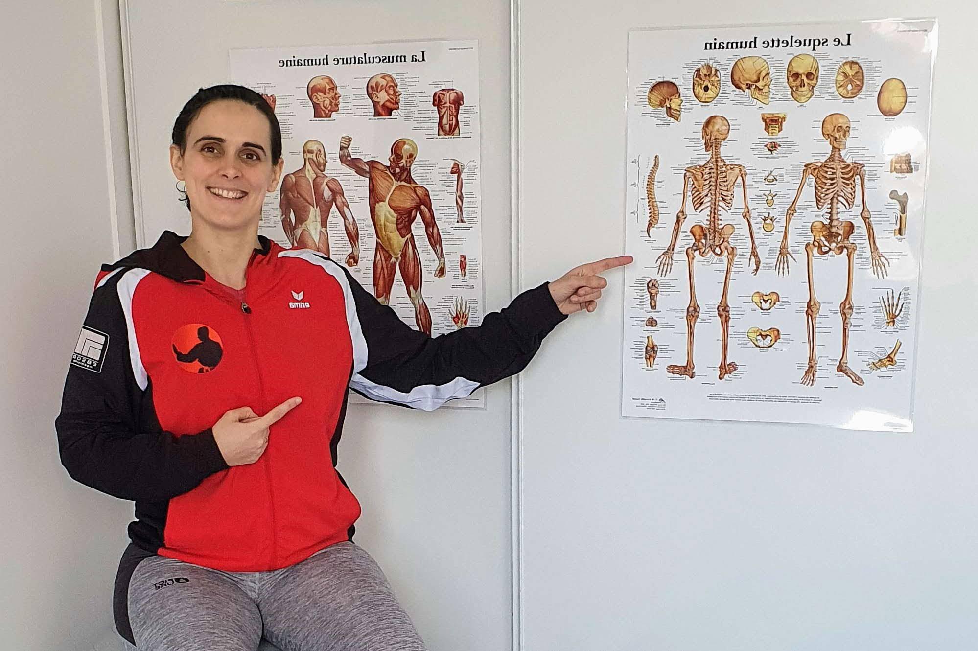 Éducatrice Sport Santé